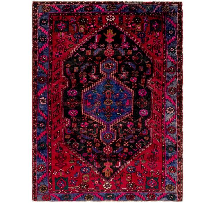 145cm x 203cm Zanjan Persian Rug
