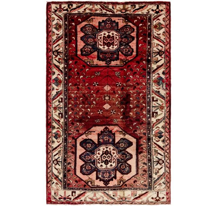 122cm x 205cm Shahsavand Persian Rug