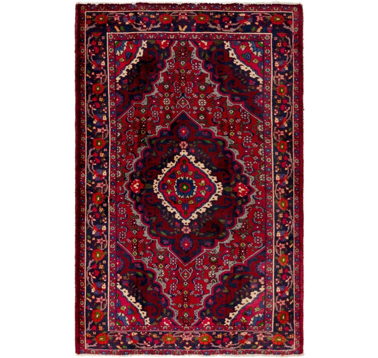 132cm x 208cm Gholtogh Persian Rug