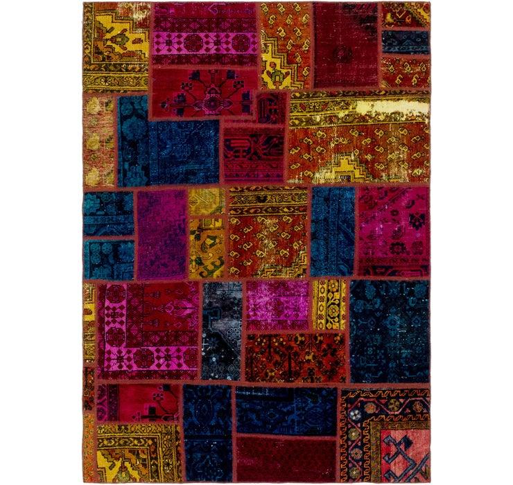 5' 6 x 7' 8 Ultra Vintage Persian Rug
