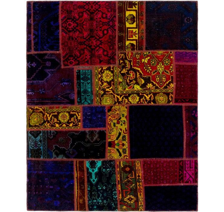 5' x 6' 5 Ultra Vintage Persian Rug