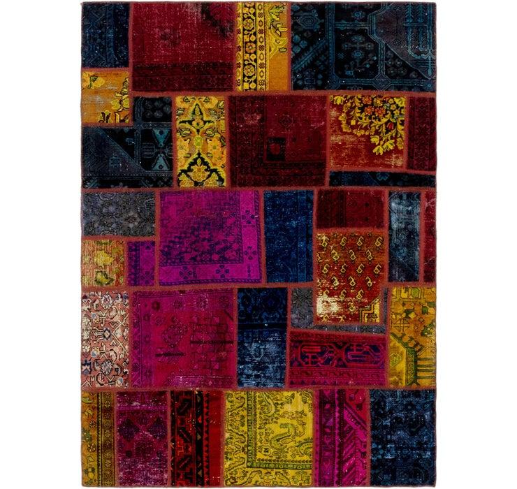 5' 7 x 7' 9 Ultra Vintage Persian Rug