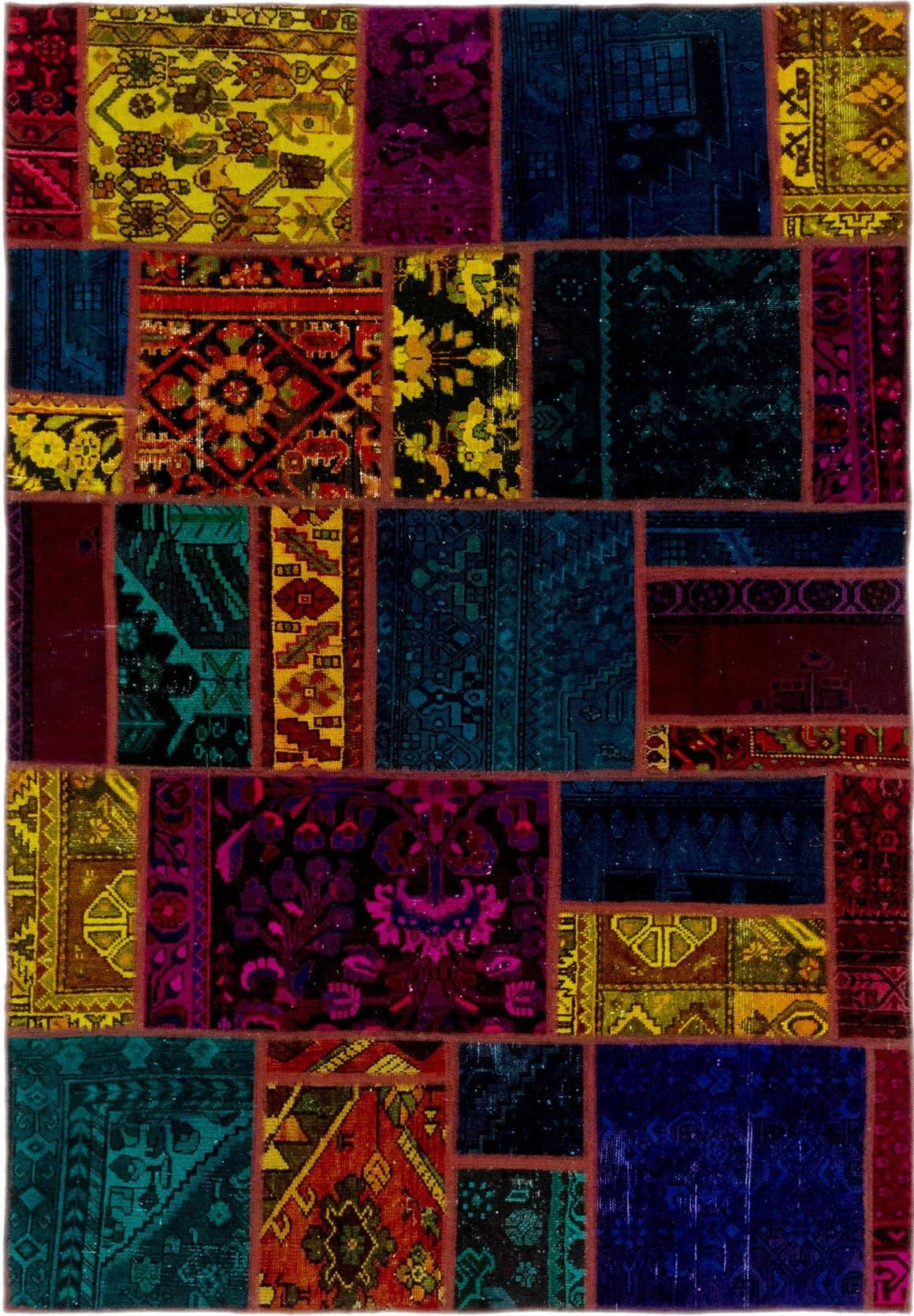 5' 5 x 7' 10 Ultra Vintage Persian Rug main image