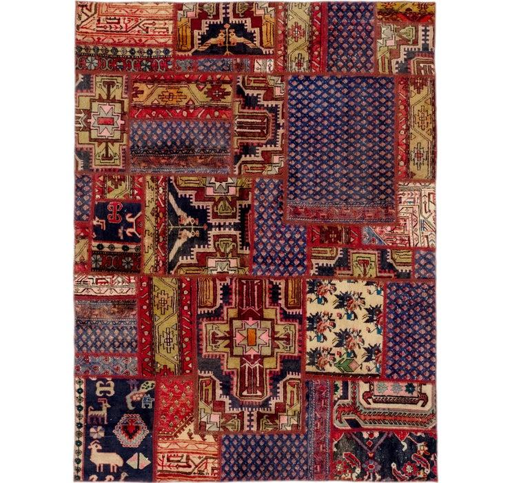 5' 5 x 7' 3 Ultra Vintage Persian Rug