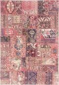 6' 5 x 9' 2 Ultra Vintage Persian Rug thumbnail