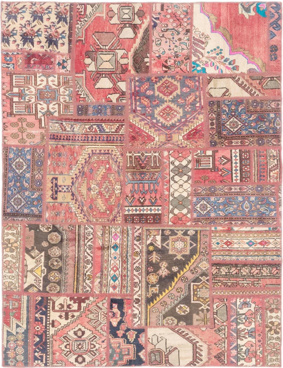 5' 8 x 7' 8 Ultra Vintage Persian Rug main image