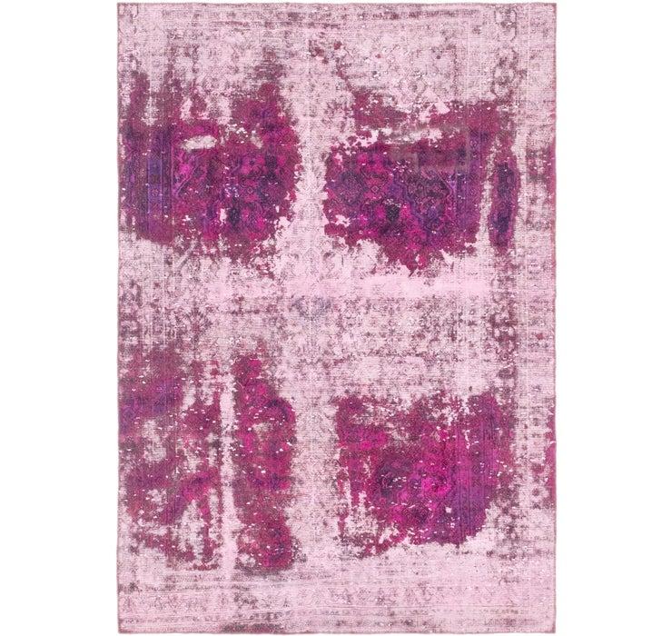 6' x 8' 9 Ultra Vintage Persian Rug