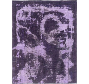 6' 6 x 8' 3 Ultra Vintage Persian Rug main image