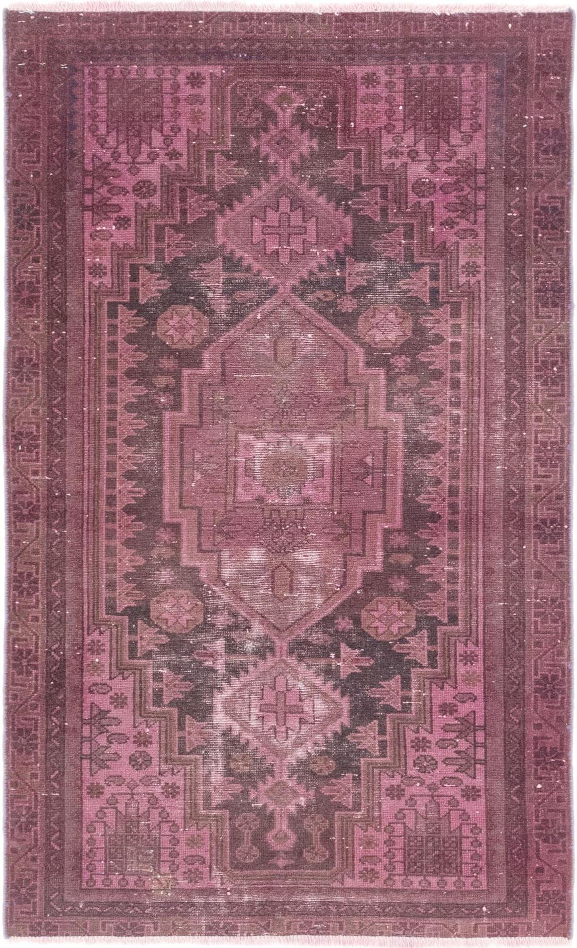 3' 7 x 6' Ultra Vintage Persian Rug main image