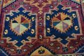 122cm x 390cm Shiraz-Lori Persian Runner Rug thumbnail