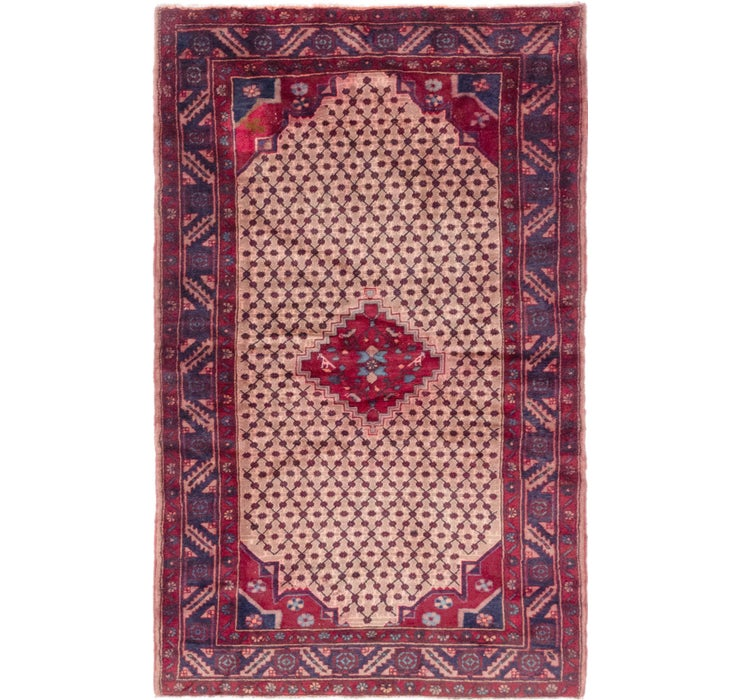 127cm x 205cm Koliaei Persian Rug