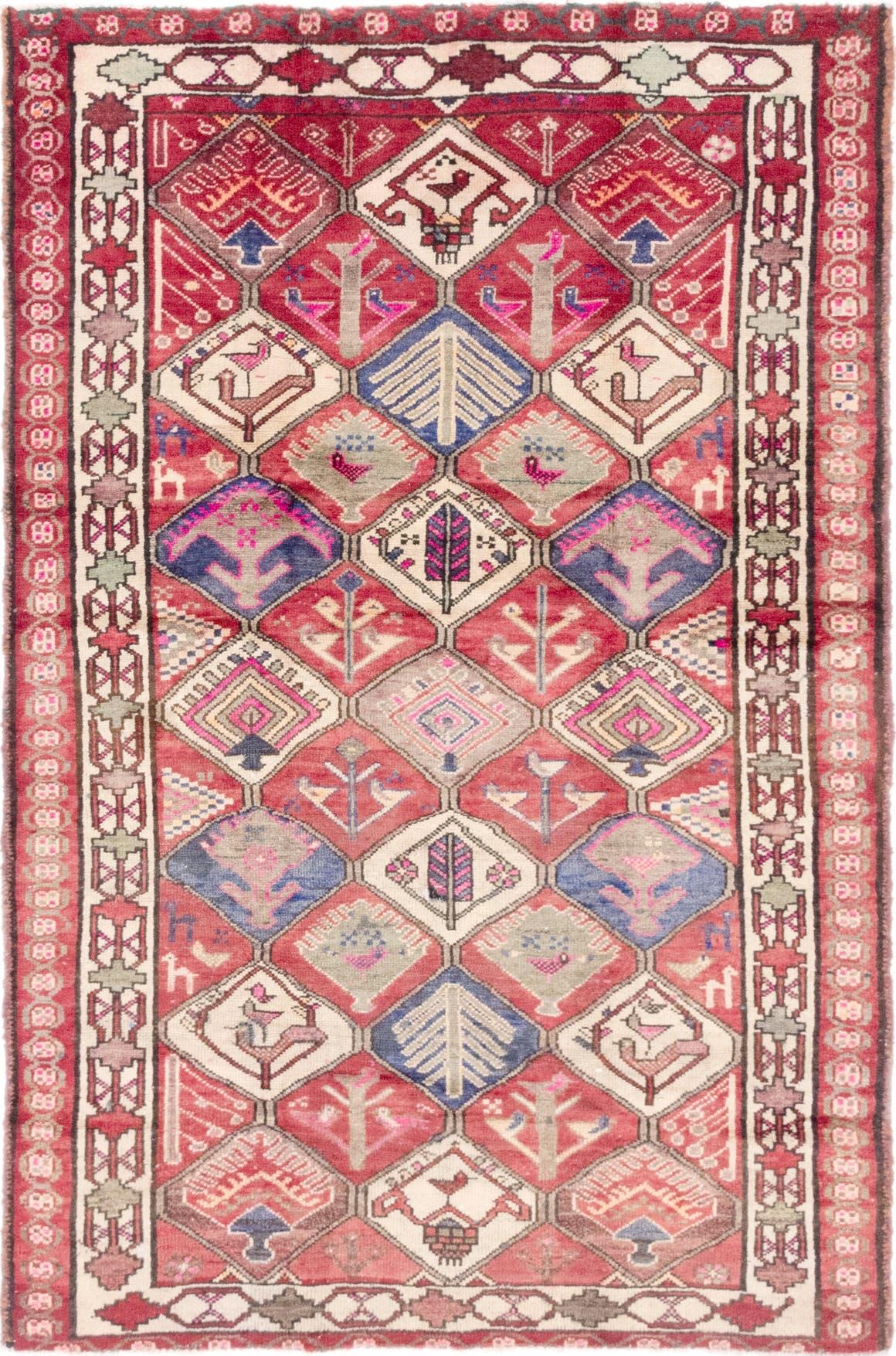 5' x 7' 7 Bakhtiar Persian Rug main image