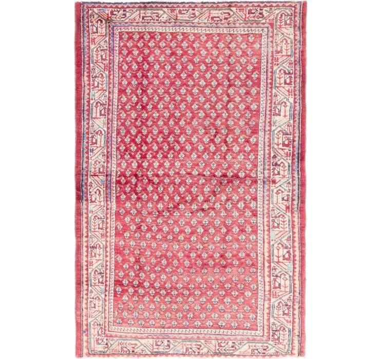 127cm x 205cm Botemir Persian Rug