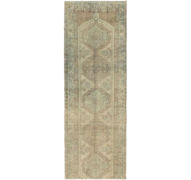 90cm x 262cm Ultra Vintage Persian R...