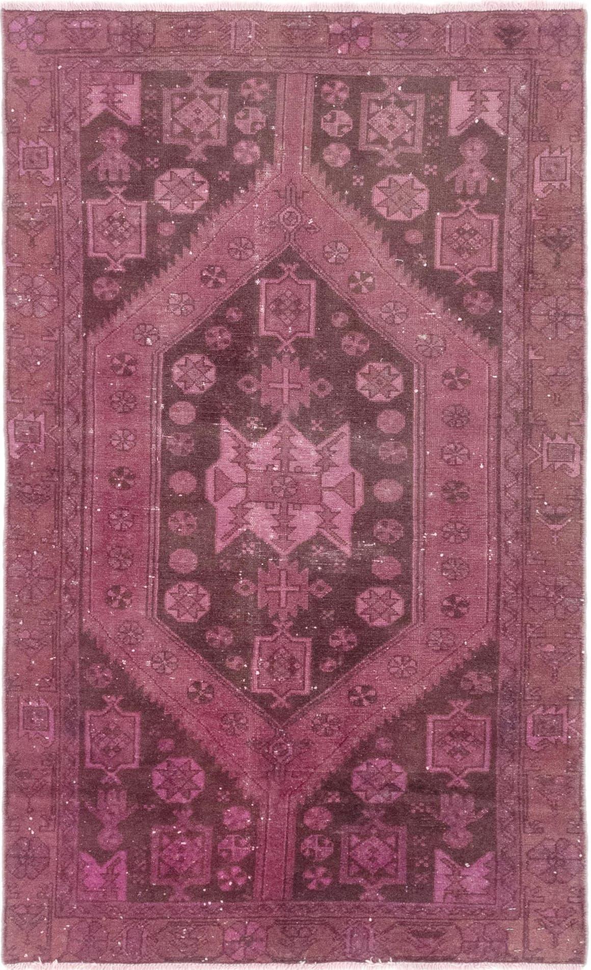 3' 8 x 6' Ultra Vintage Persian Rug main image