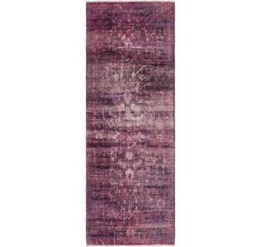 3' 8 x 10' 4 Ultra Vintage Persian Runner Rug main image