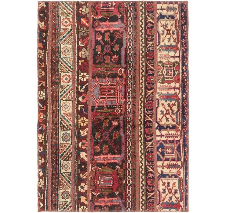3' 5 x 4' 10 Ultra Vintage Persian Rug
