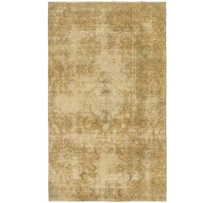 5' x 8' 10 Ultra Vintage Persian Rug