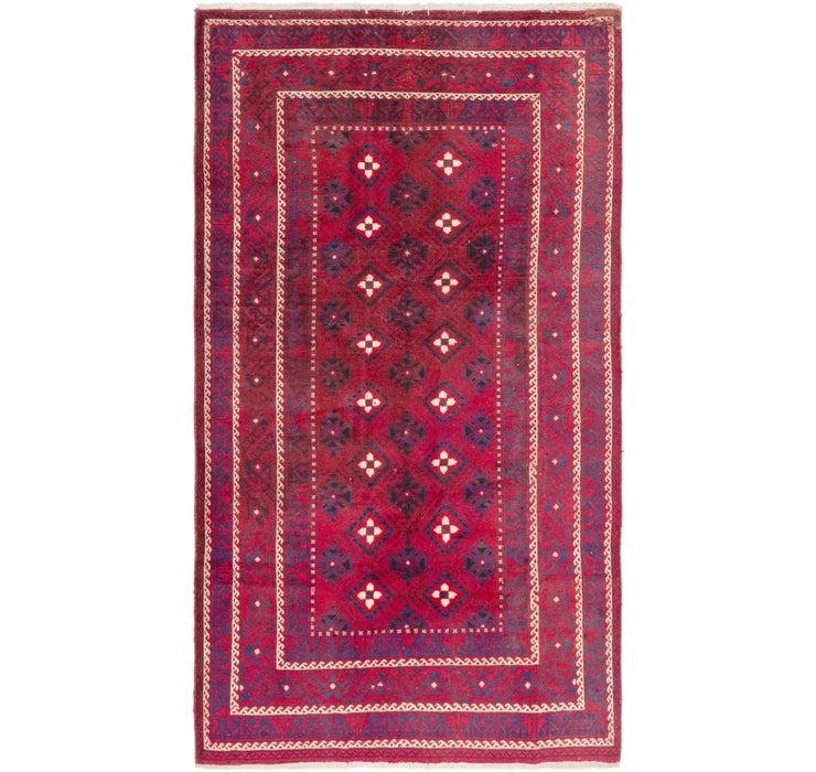 Image of 132cm x 203cm Ferdos Persian Rug