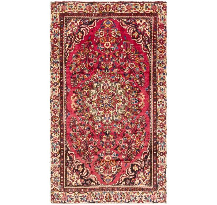 147cm x 260cm Borchelu Persian Rug