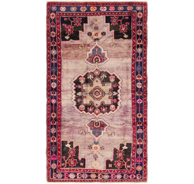 130cm x 240cm Hamedan Persian Rug