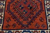 4' x 10' 4 Shiraz-Lori Persian Runner Rug thumbnail