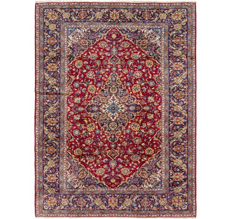 255cm x 348cm Isfahan Persian Rug