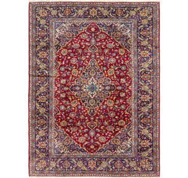 Image of 8' 4 x 11' 5 Isfahan Persian Rug