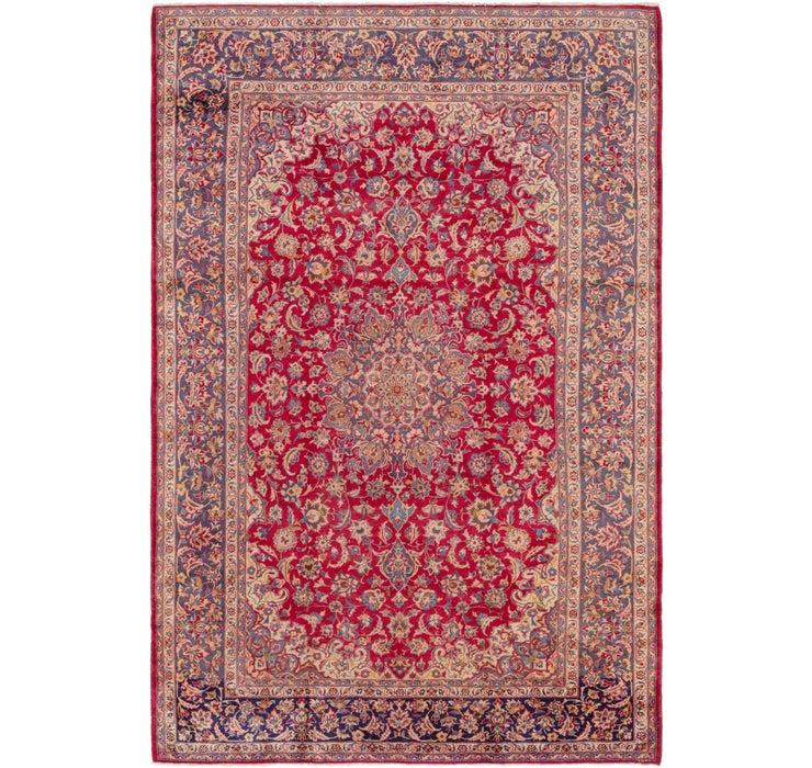 9' 5 x 14' 5 Isfahan Persian Rug