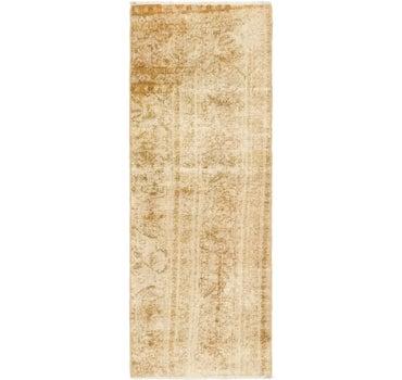2' 5 x 6' 9 Ultra Vintage Persian Runner Rug main image