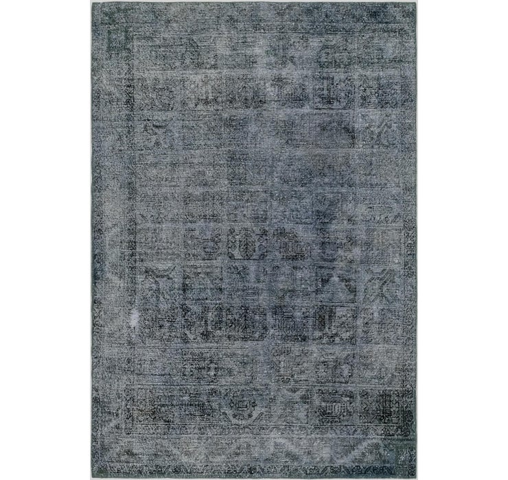 178cm x 262cm Ultra Vintage Persian Rug