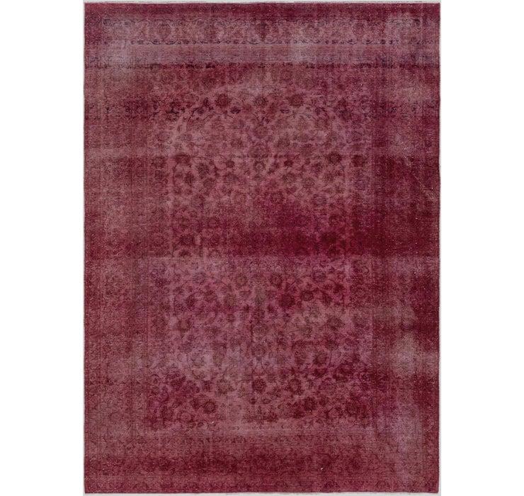9' x 12' 6 Ultra Vintage Persian Rug