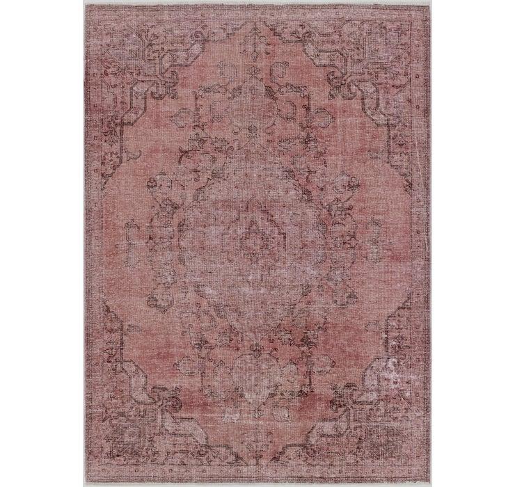 7' 3 x 10' 3 Ultra Vintage Persian Rug