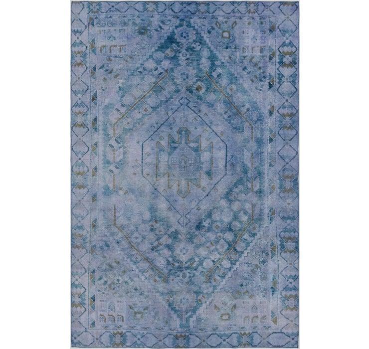 178cm x 275cm Ultra Vintage Persian Rug
