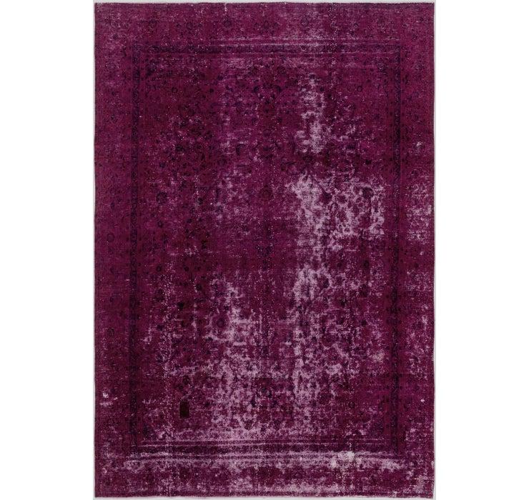 8' 3 x 12' Ultra Vintage Persian Rug