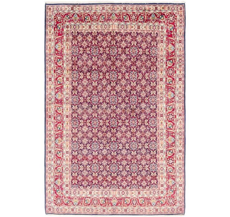 213cm x 323cm Shahrbaft Persian Rug
