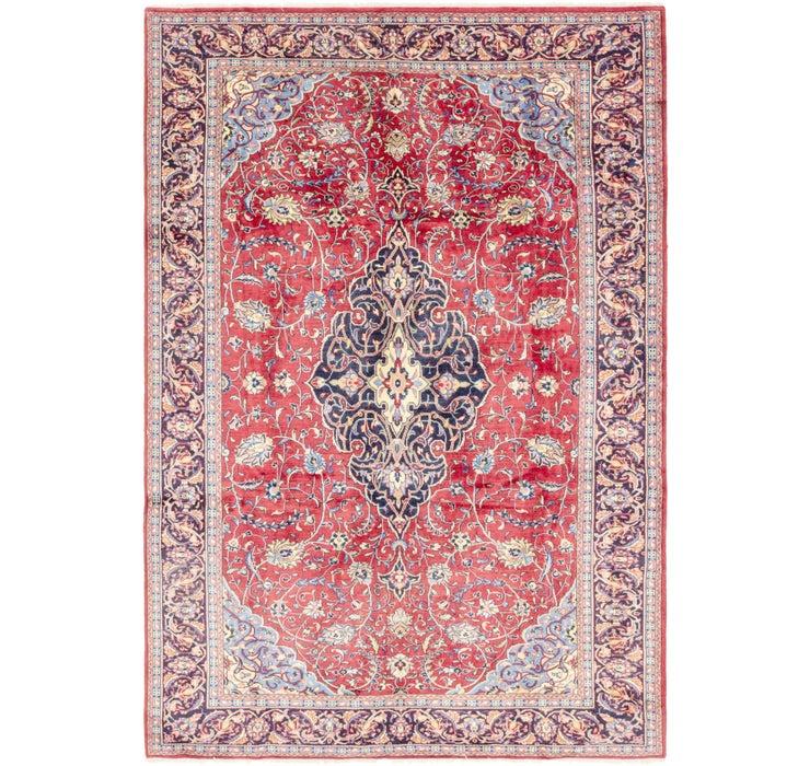 6' 10 x 10' Mahal Persian Rug