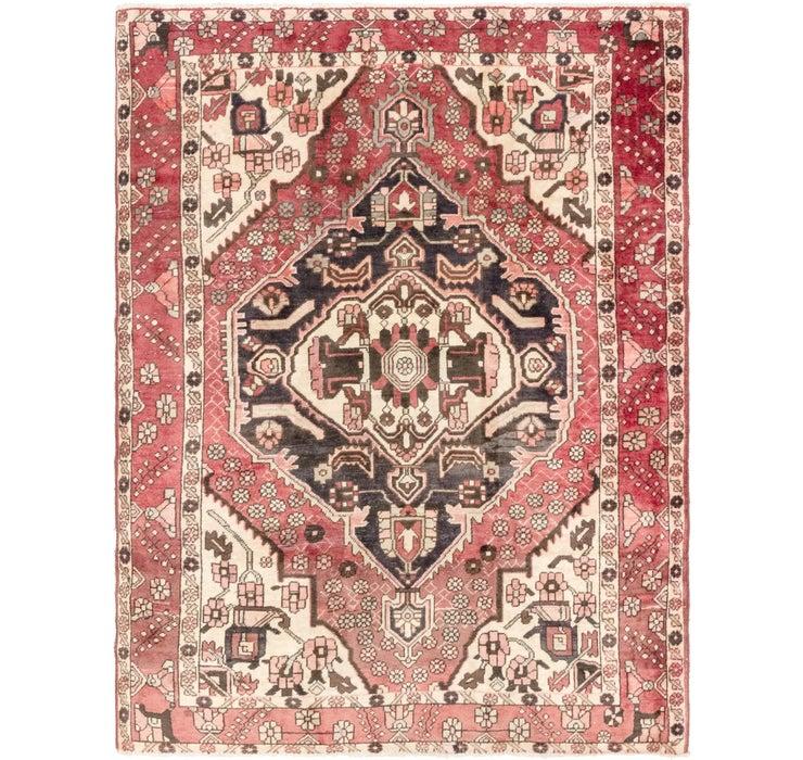 5' 4 x 7' Bakhtiar Persian Rug