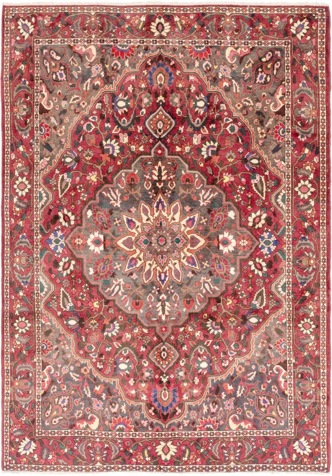 6' 10 x 9' 8 Bakhtiar Persian Rug main image