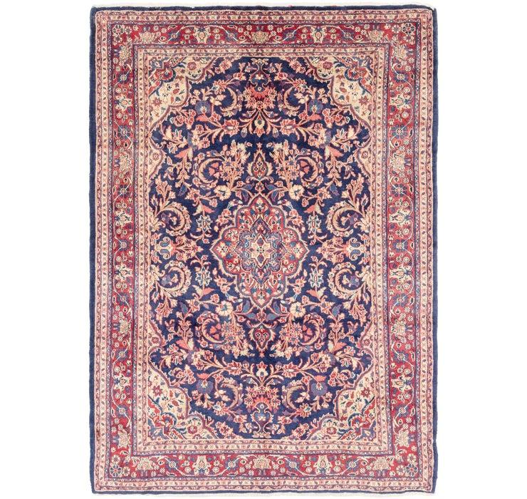 7' 2 x 10' 3 Shahrbaft Persian Rug