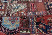 6' 4 x 8' 10 Ultra Vintage Persian Rug thumbnail