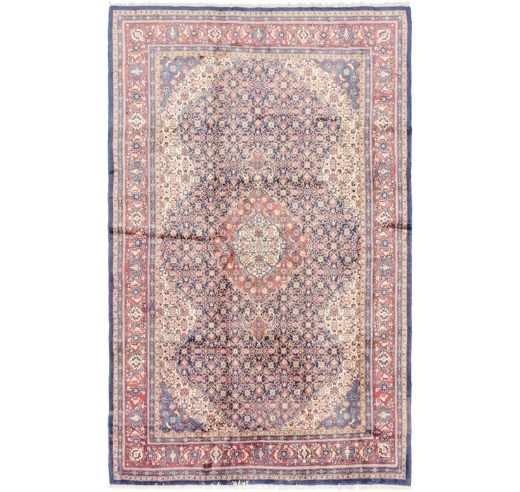 218cm x 335cm Farahan Persian Rug