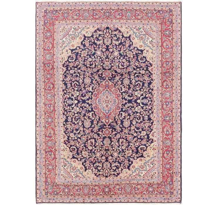 7' x 9' 6 Shahrbaft Persian Rug