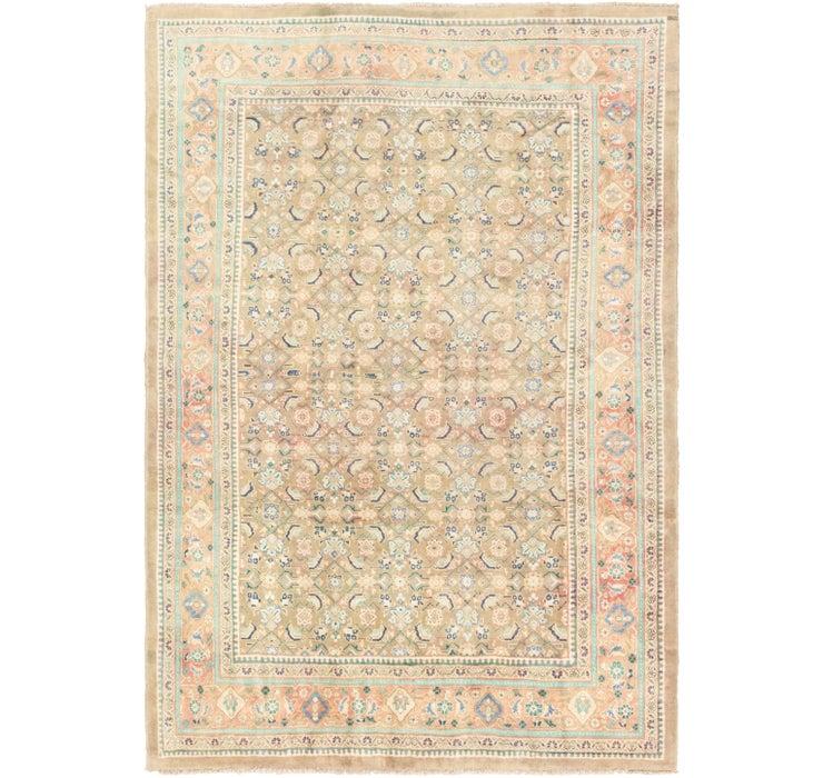 7' 6 x 11' Farahan Persian Rug