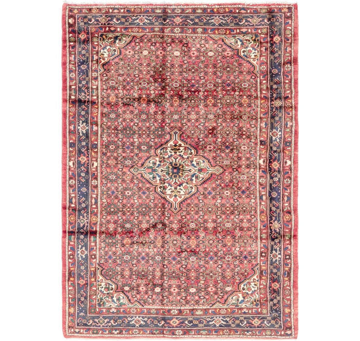 213cm x 300cm Hossainabad Persian Rug