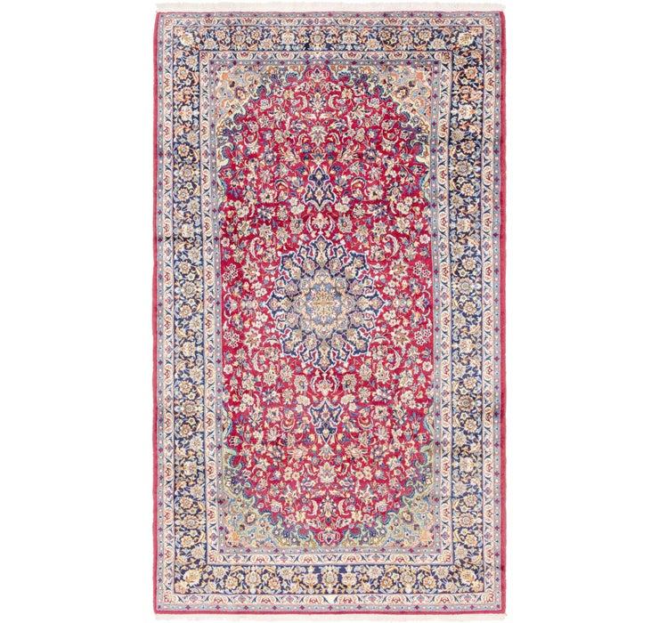 240cm x 417cm Isfahan Persian Rug