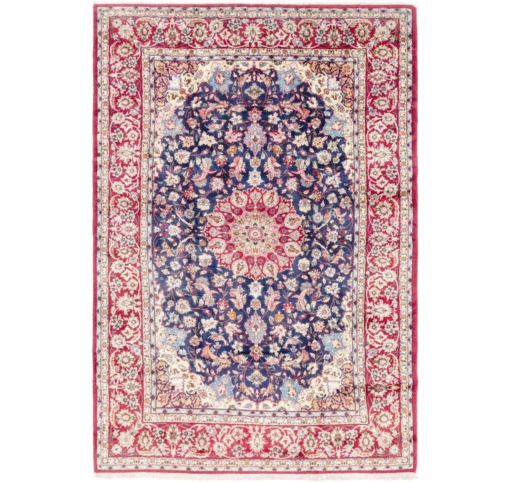 297cm x 442cm Isfahan Persian Rug