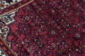 6' 9 x 9' 6 Hossainabad Persian Rug thumbnail