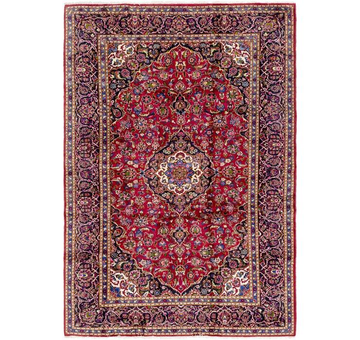 250cm x 365cm Kashan Persian Rug