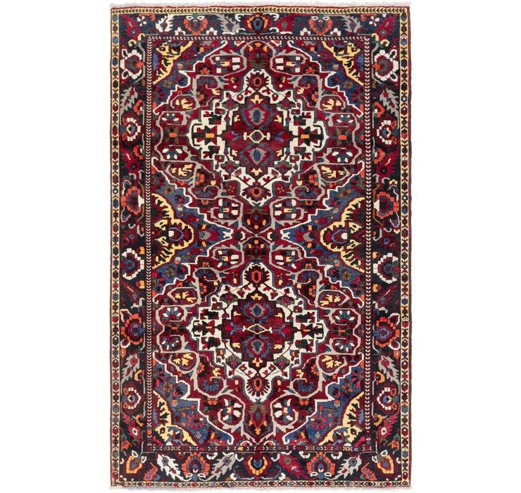 205cm x 335cm Bakhtiar Persian Rug
